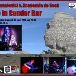 Academia de Rock si Adi Manolovici 25.07 a