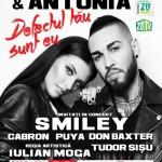 Alex Velea și Antonia 29 martie
