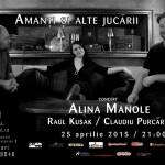 Alina Manole 25 aprilie