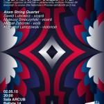 Atom String Quartet 2 mai