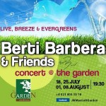 BERTI BARBERA and FRIENDS 8.08 a