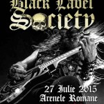 Black Label Society 27 iulie 2015