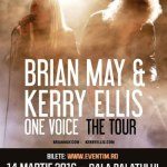 Brian May 14 martie a