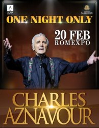 Charles Aznavour 20 februarie 2016 a