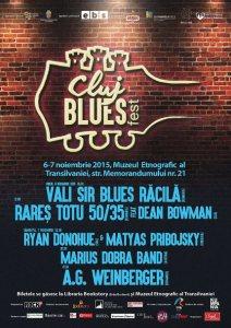 Cluj Blues Fest 7 noiembrie