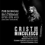 Cristi Minculescu 16 mai