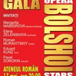 Gala Balshoi 17 mai