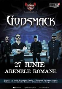 Godsmack 27.06.2015