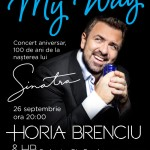 Horia Brenciu & HB Orchestra Big Band 26 septembrie