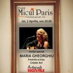 Micul Paris 2 aprilie