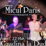 Micul Paris 22 mai