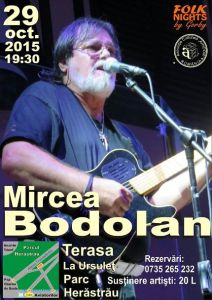 Mircea Bodolan 29 octombrie a
