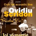 Ovidiu SCRIDON 26 martie