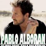 Pablo Alboran 27 mai