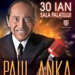 Paul Anka 30 ianuarie 2016 a