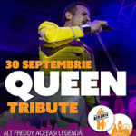 Queen Tribute 30 septembrie