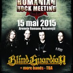ROMANIAN ROCK MEETING 15 mai 2015