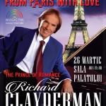Richard Clayderman 26 martie