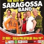 Saragossa Band 31 mai a