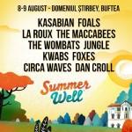 Summer Well 8 - 9 august