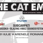 The Cat Empire 31 iulie a