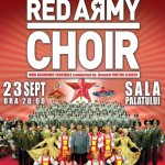 The Red Army Choir 23 septembrie