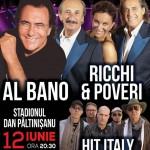 Una festa italiana 12 iunie