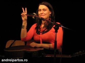 Alina Manole la Clubul Taranului