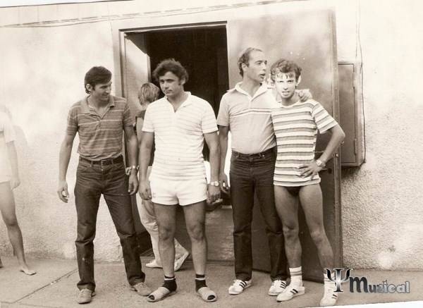 Mihai Murat, Mihai Constantinescu, Andrei Partoș şi Lilian Zamfiroiu