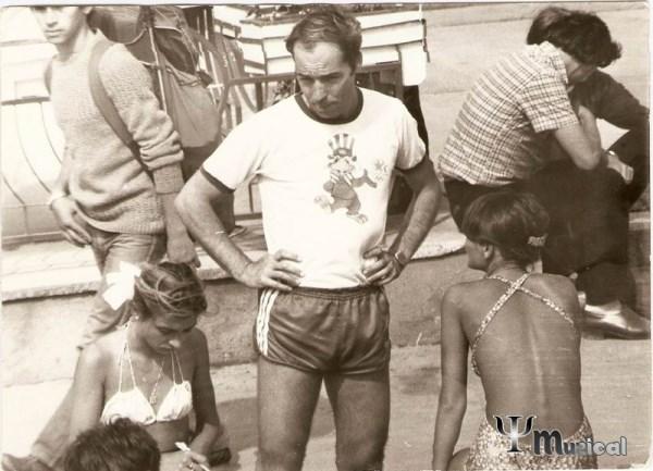 Andrei Partos tricou de la Ivan Patzaichin