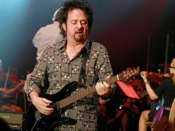 Steve Lukather a