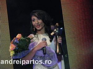 Rodica Elena Tudor a castigat Trofeul Mamaia 2012