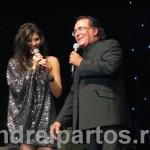 Albano şi Paula Seling la Sala Palatului