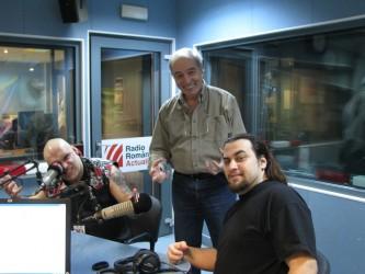 Blaze Bayley, Andrei Partos si Alin Dinca (Trooper)
