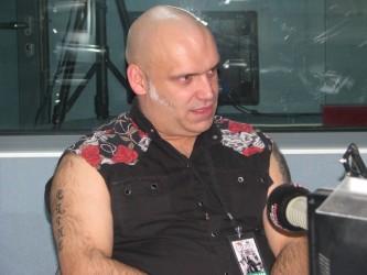 Blaze Bayley la Psihologul muzical (Radio Romania)