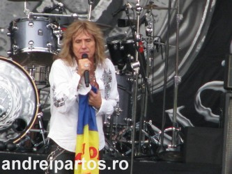 DAVID COVERDALE LA ROCK THE CITY