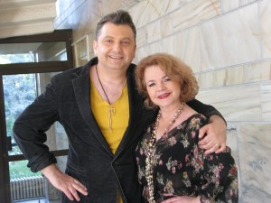 Marina Florea şi Mihai Alexandru