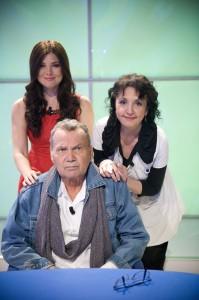 Juriul: Paula Seling, Cornel Patrichi, Simona Catrina - foto TVR