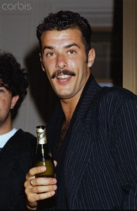 Paul Rutherford of Frankie Goes to Hollywood