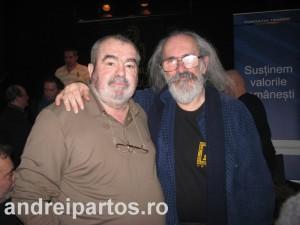 George Stanca si Ilie Stepan