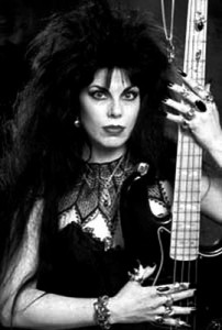 patricia morrison sisters of mercy