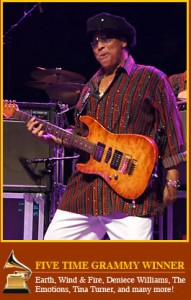 ALAN MCKAY Earth Wind and Fire