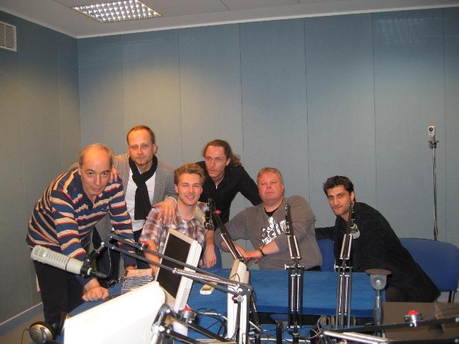 Biondo, Michael (impresarul), Dani (K1) şi Andrei Partoş