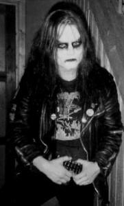 Euronymous Mayhem