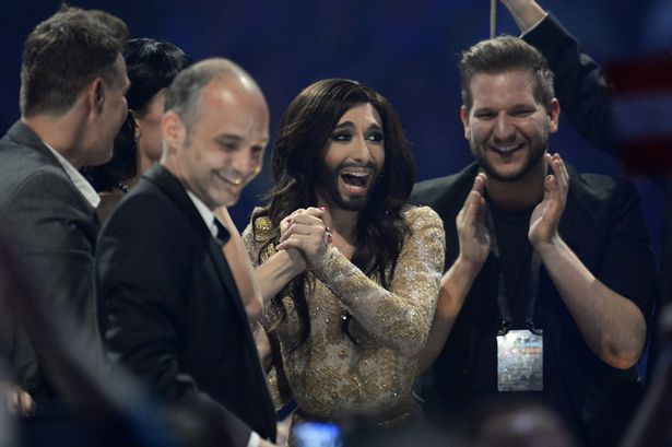 Austria Conchita WurstEurovision-2014