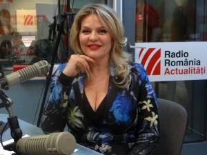 Olga Balan la Radio Romania