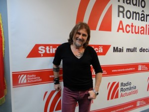Adrian Sarmasan la Radio Romania Actualitati