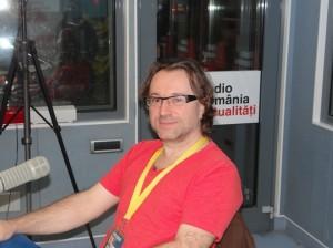 Berti Barbera la Radio Romania
