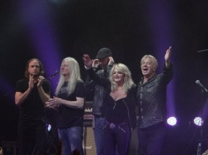 Bonnie Tyler Band Sala Palatului 13.10.2014