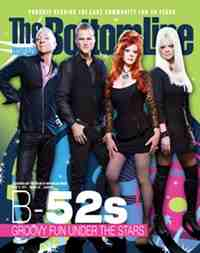 KEITH STRICKLAND The B-52's